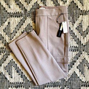 anthropologie knit cargo pants